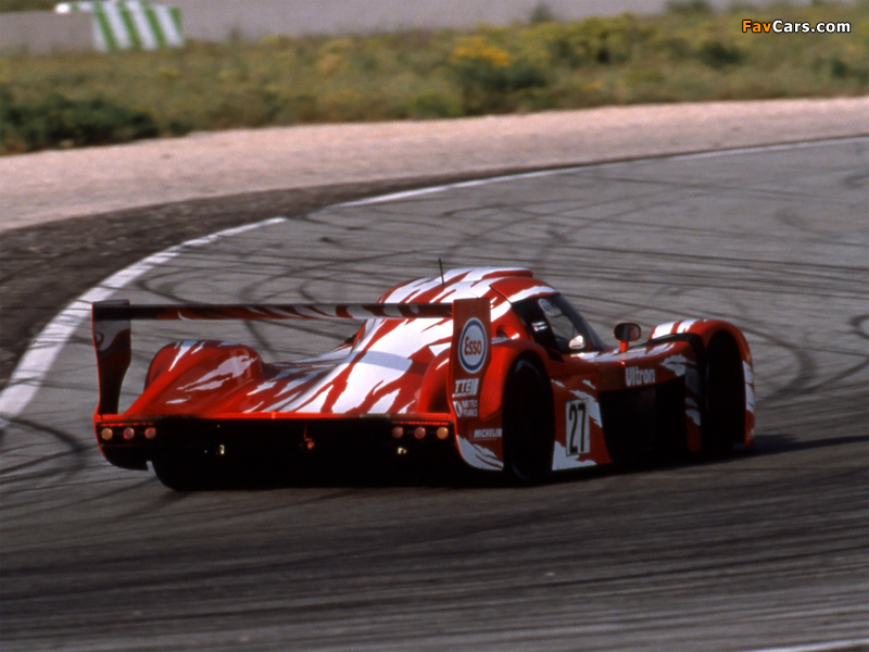 Toyota GT-One Race Version (TS020) 1998–99 images (800 x 600)