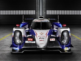 Toyota TS040 Hybrid 2014 pictures