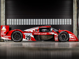 Toyota GT-One Race Version (TS020) 1998–99 wallpapers