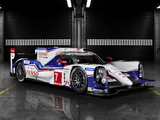 Toyota TS040 Hybrid 2014 wallpapers