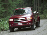 Images of TRD Toyota Tundra Access Cab SR5 2003–06