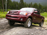 Photos of Toyota Tundra Double Cab Limited 2003–06