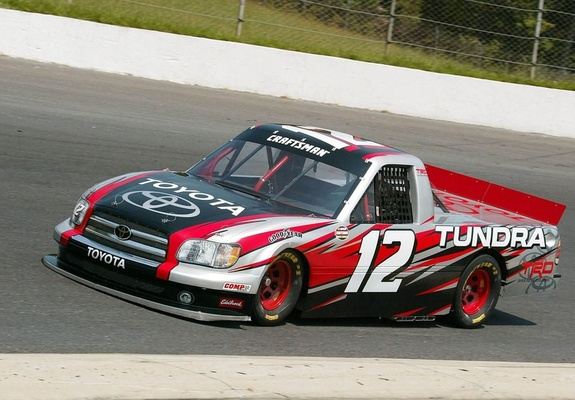 Pictures Of Toyota Tundra Nascar Craftsman Series Truck 200406