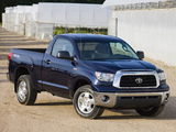 Pictures of TRD Toyota Tundra Regular Cab 2009