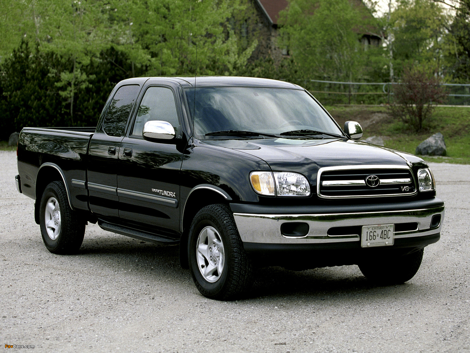 Toyota Tundra Access Cab Sr5 1999 2002 Pictures 1600x1200