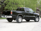 Toyota Tundra Access Cab SR5 1999–2002 wallpapers