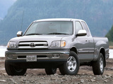 Toyota Tundra Access Cab SR5 2003–06 pictures