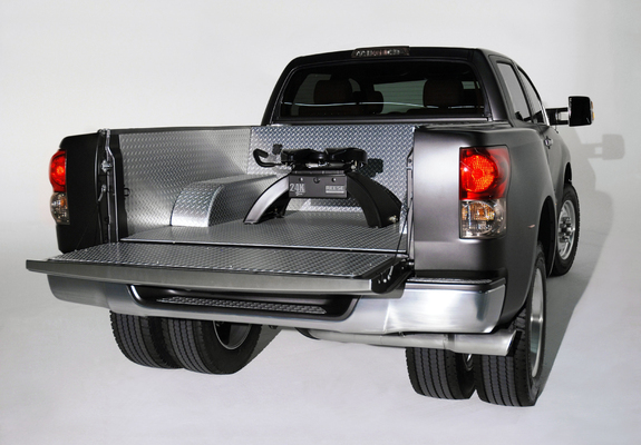 Toyota Tundra Dually Diesel Concept 2007 Photos