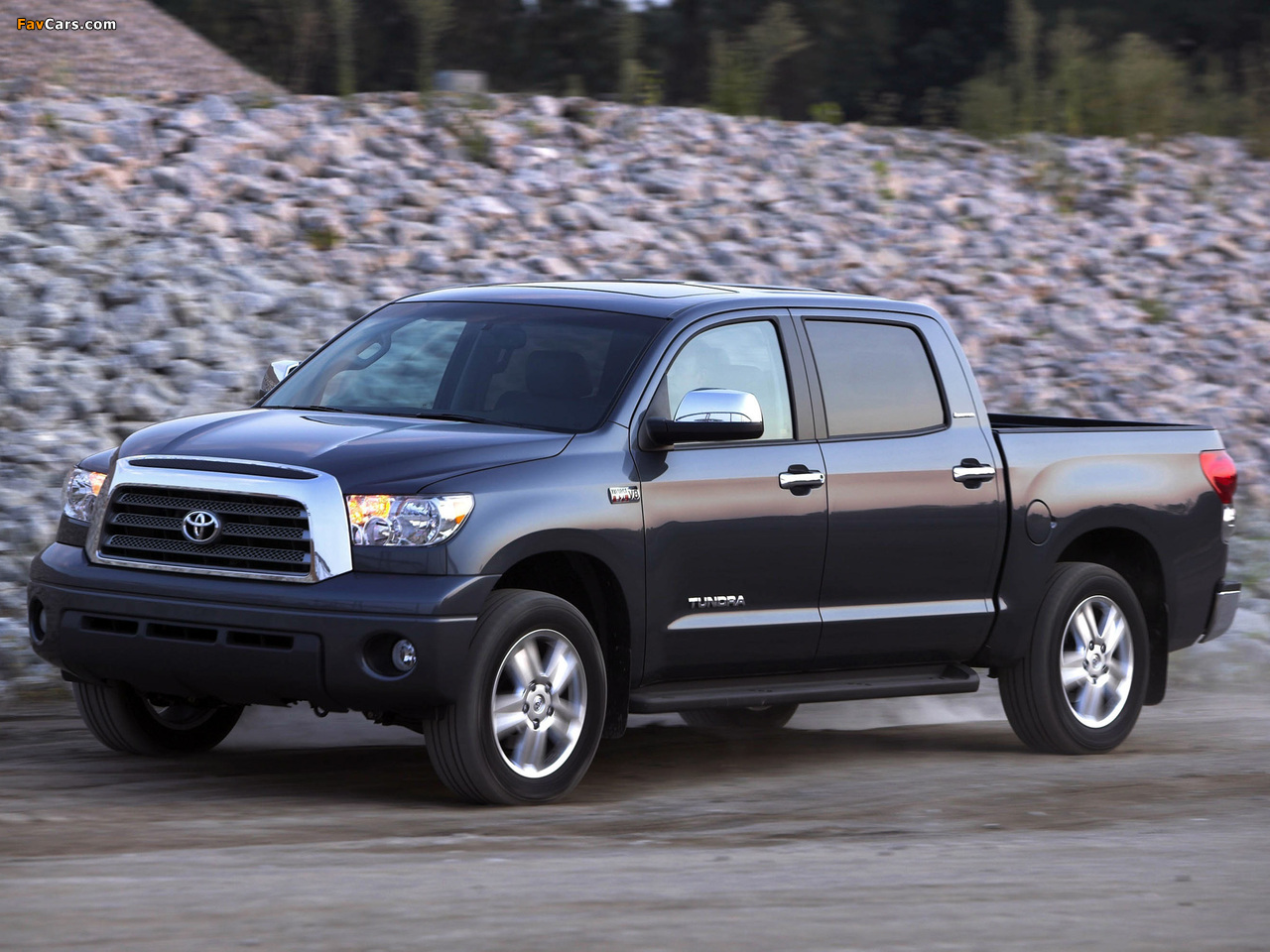 Toyota Tundra CrewMax Limited 2007–09 pictures (1280x960)