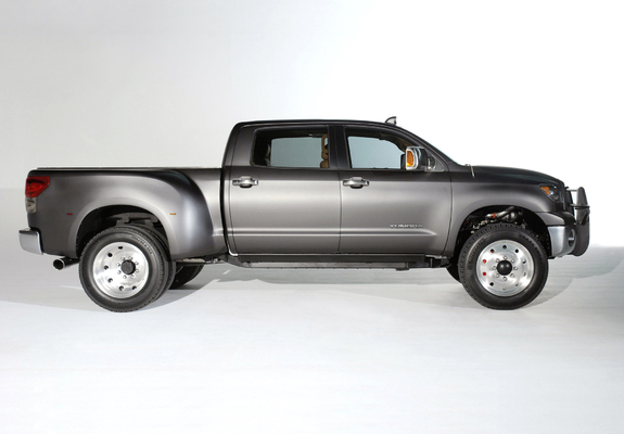 Toyota Tundra Dually Diesel Concept 2007 Wallpapers