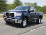 TRD Toyota Tundra Regular Cab 2009 pictures