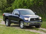 TRD Toyota Tundra Regular Cab 2009 wallpapers