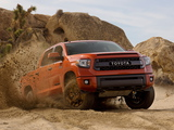 TRD Toyota Tundra Double Cab Pro 2014 wallpapers
