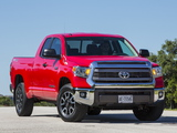 TRD Toyota Tundra Double Cab SR5 2013 wallpapers