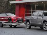 Toyota Tundra TRD Sport CrewMax 2017 wallpapers
