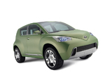 Photos of Toyota Urban Cruiser Concept 2006