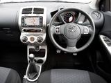 Pictures of Toyota Urban Cruiser UK-spec 2008
