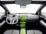 Toyota Urban Cruiser Concept 2006 pictures
