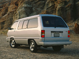 Images of Toyota Van LE 1984–89