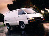 Photos of Toyota Cargo Van 4WD 1987–89