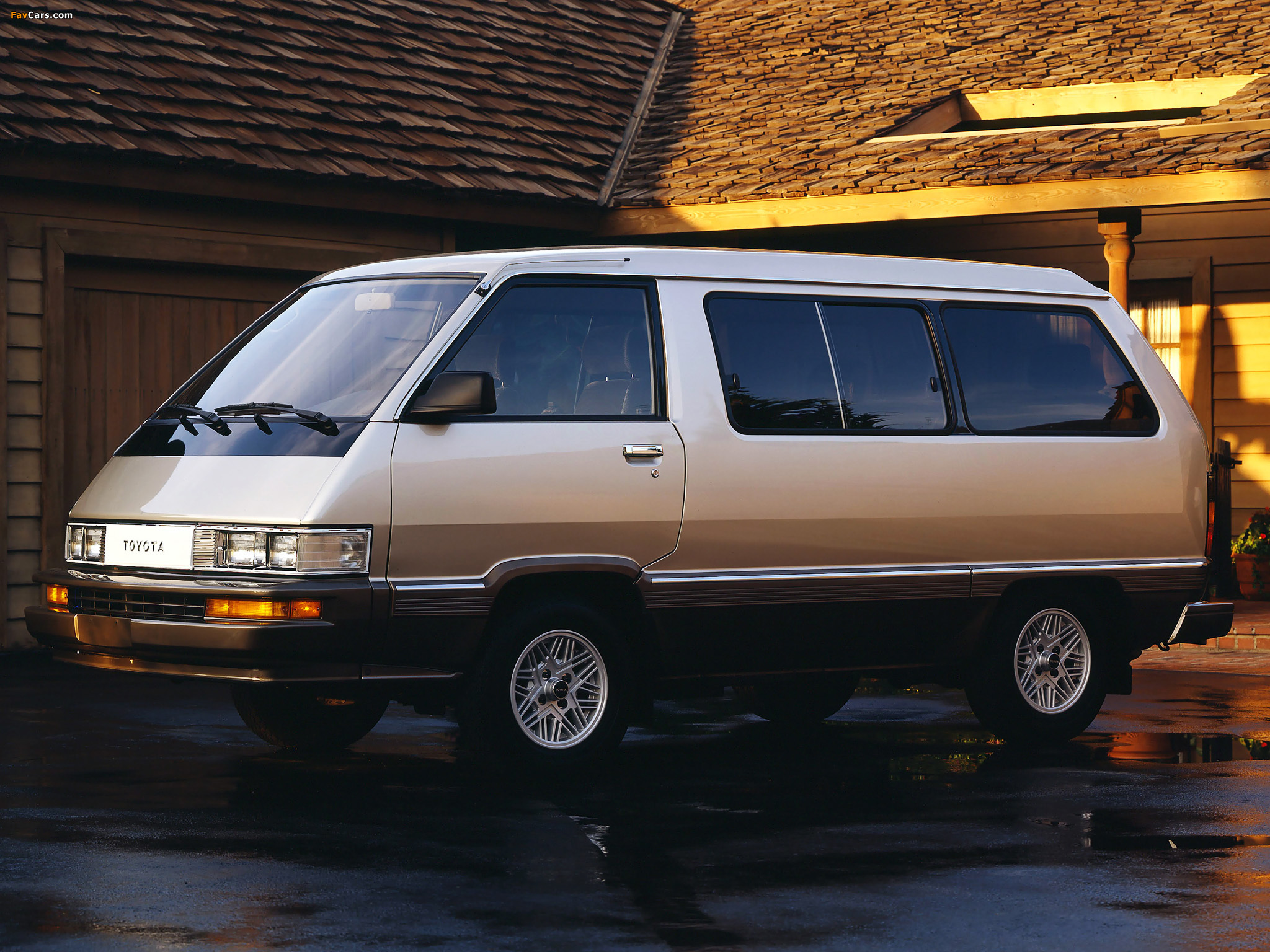 Pictures Of Toyota Van Le 1984 89 2048x1536