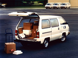 Pictures of Toyota Cargo Van 1984–89