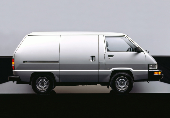 Toyota Cargo Van 1984 89 Images
