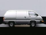 Toyota Cargo Van 1984–89 images