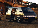 Toyota Cargo Van 1984–89 photos