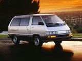 Toyota Deluxe Van 1984–89 pictures