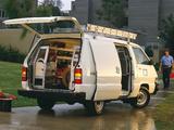 Toyota Cargo Van 1984–89 pictures