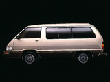 Toyota Van LE 1984–89 wallpapers