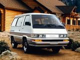 Toyota Van LE 4WD 1987–89 images