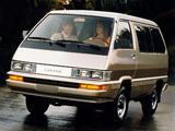 Toyota Van LE 4WD 1987–89 photos