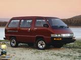 Toyota Van LE 4WD 1987–89 pictures