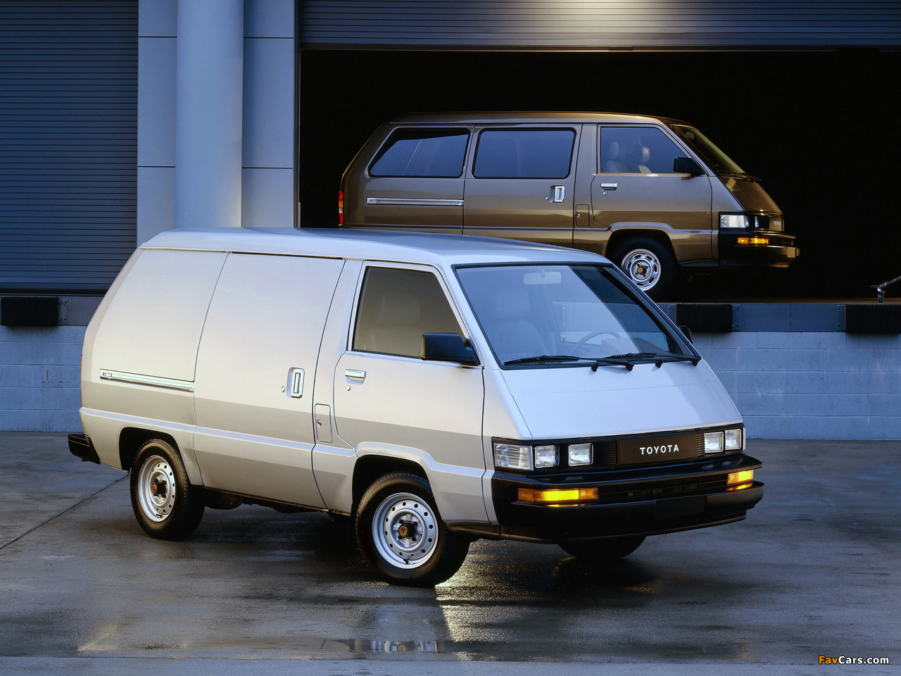 Toyota Van photos (1280x960)