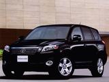 Toyota Vanguard 2007 pictures