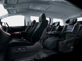 Toyota Vellfire 3.5 Z G Edition (GGH20W) 2008–2011 photos
