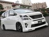 Fabulous Toyota Vellfire Z (ANH25W) 2011 photos