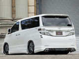 Toyota Vellfire Custom by 2Crave (ATH20W) 2012 images
