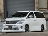 Toyota Vellfire Custom by 2Crave (ATH20W) 2012 wallpapers