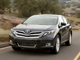 Photos of Toyota Venza 2012