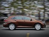 Photos of Toyota Venza EU-spec 2012