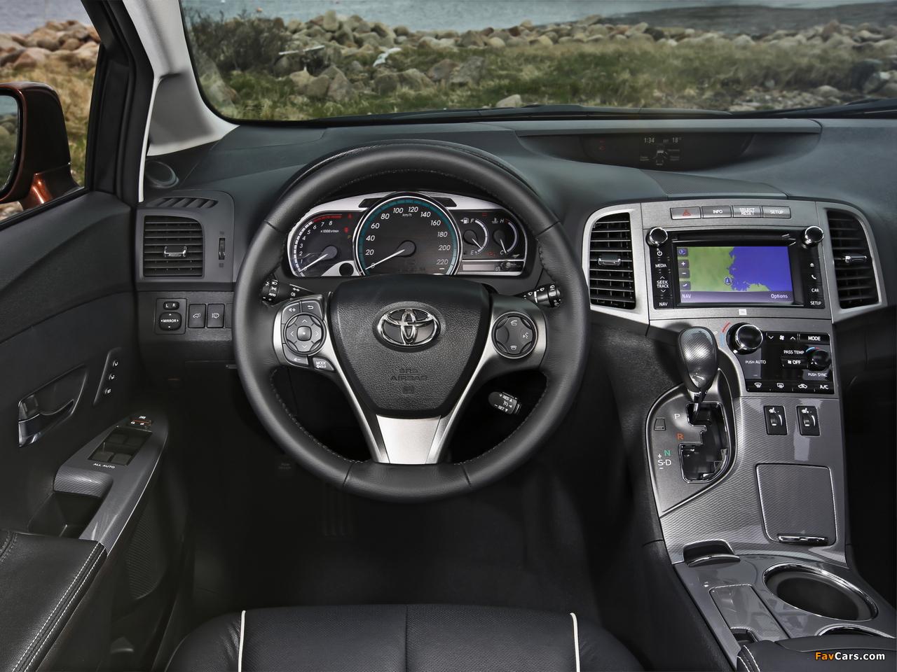 Pictures of Toyota Venza EU-spec 2012 (1280 x 960)