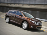 Pictures of Toyota Venza EU-spec 2012