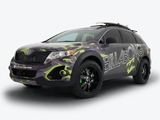 Toyota Billabong Ultimate Venza Concept 2009 images