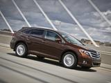Toyota Venza EU-spec 2012 images