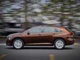 Toyota Venza EU-spec 2012 photos