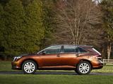 Toyota Venza EU-spec 2012 pictures