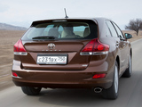 Toyota Venza CIS-spec 2012 pictures